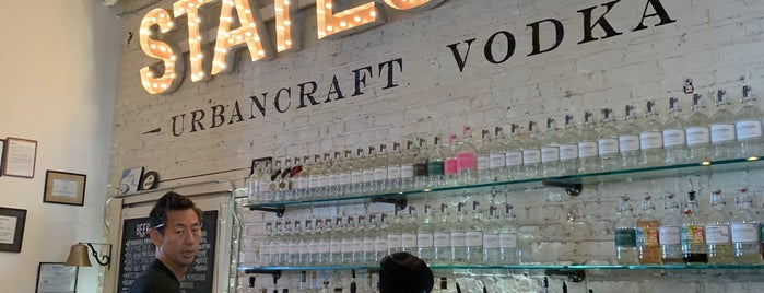 Stateside Vodka is one of .bretts.and.such.さんのお気に入りスポット.