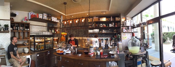 Café Milchbar is one of Posti salvati di Ola.