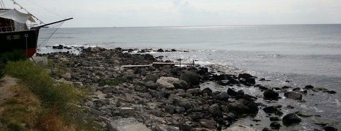 Old Nessebar Beach is one of Posti che sono piaciuti a 83.