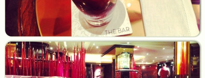 The Bar at the Dorchester is one of England - London area - Bars & Pubs.