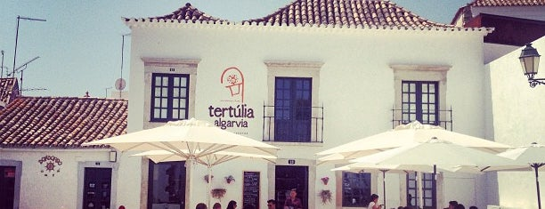 Tertúlia Algarvia is one of Algarve.
