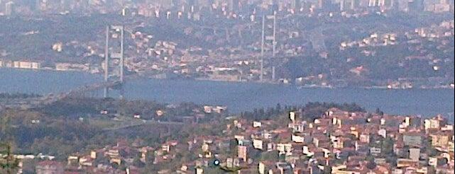 Büyük Çamlıca Tepesi is one of My list.