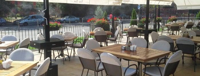 Villa Park (Balkan Mix Grill) is one of Mandja.