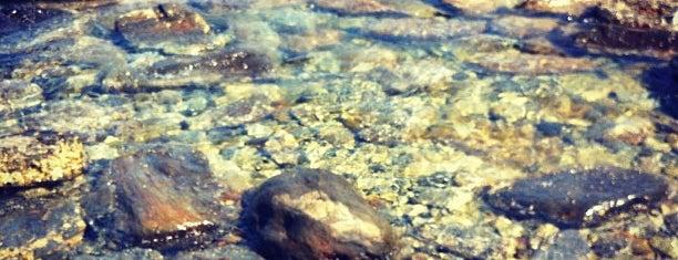Cala Canadell is one of Playas de España: Cataluña.