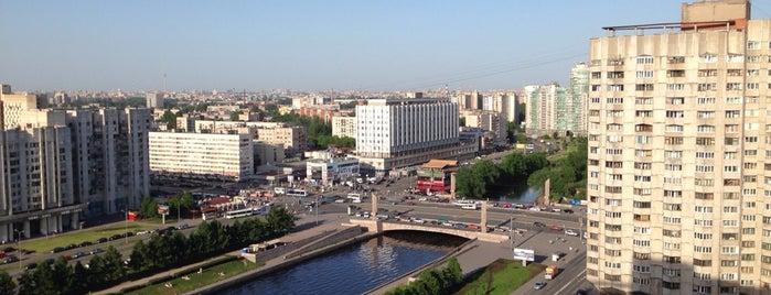 Новосмоленская наб., 4 is one of Тимурさんのお気に入りスポット.