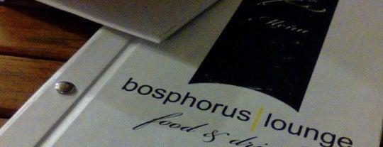 Bosphorus Lounge is one of Levent 님이 좋아한 장소.
