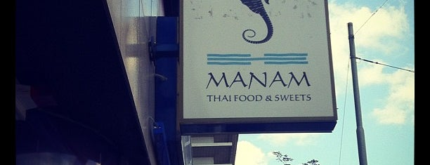 Manam Thai Food is one of Munich's best.