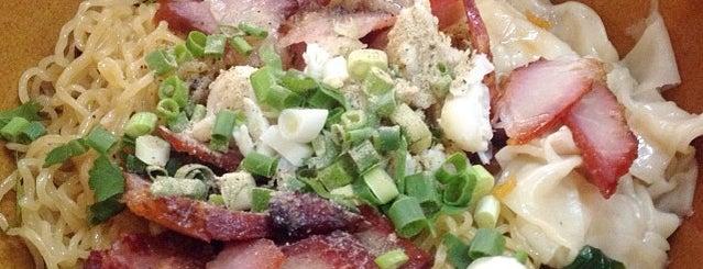 บะหมี่กวางตุ้ง (เบตง) is one of BKK_Noodle House_1.