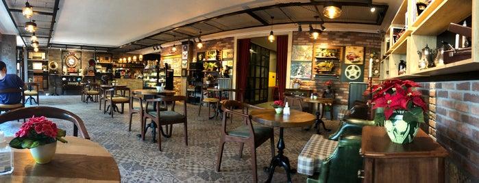 Lavinnia Coffee is one of Locais salvos de Didem.