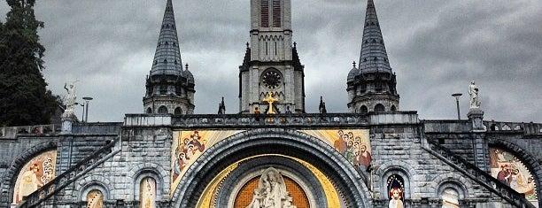 Basilique Notre-Dame-du-Rosaire is one of Bienvenue en France !.