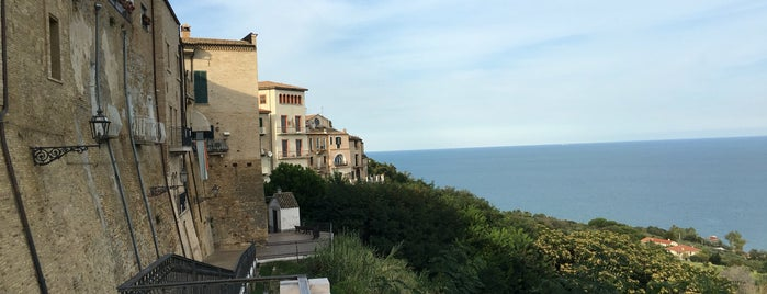 Vasto is one of Bella Italia.