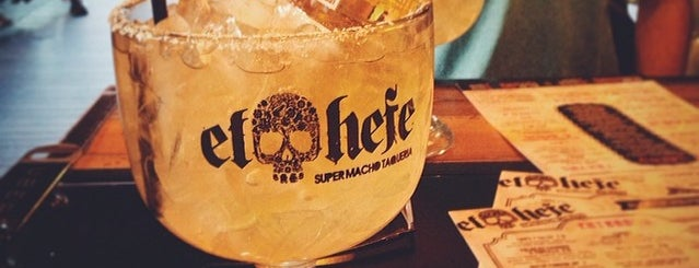 El Hefe Tempe Mexican Restaurant is one of Michael 님이 좋아한 장소.