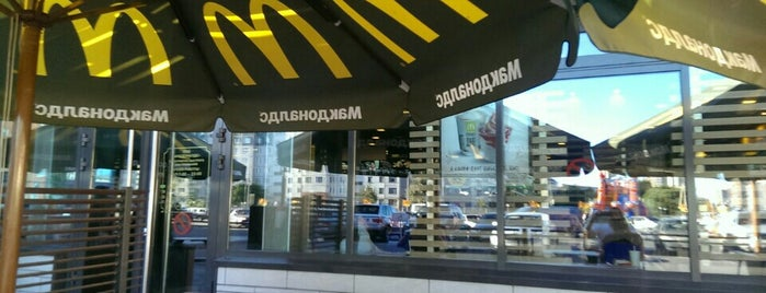 McDonald's is one of Псковский Общепит.