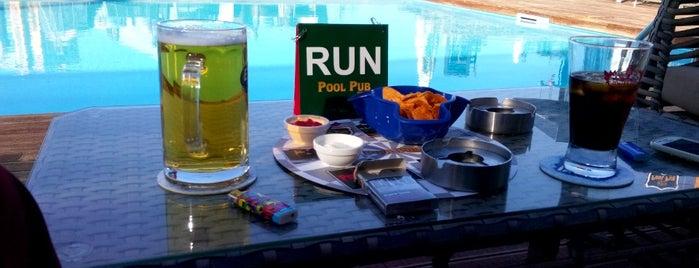 Pool Pub is one of ankara.