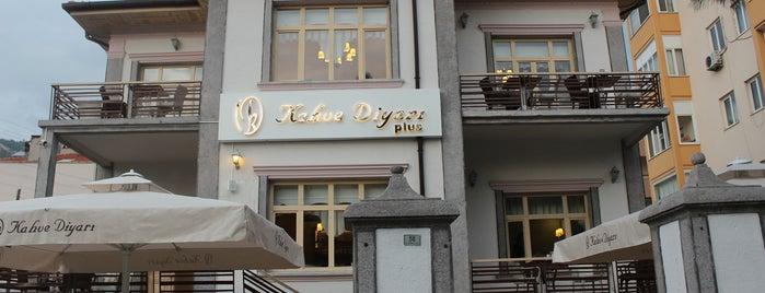 Kahve Diyarı is one of Lieux qui ont plu à Kezban.