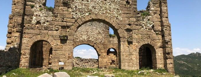 Aspendos Antik Kenti is one of Gespeicherte Orte von Hamed.