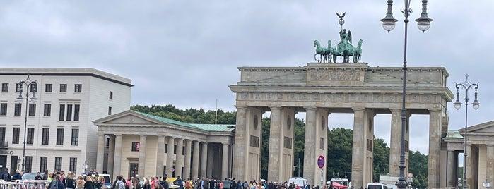 Brandenburger Tor Museum is one of Berlin unsorted.
