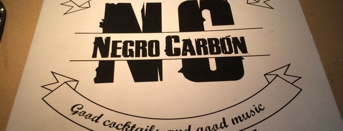 Negro Carbón is one of Hamburguesas BCN 🍔.
