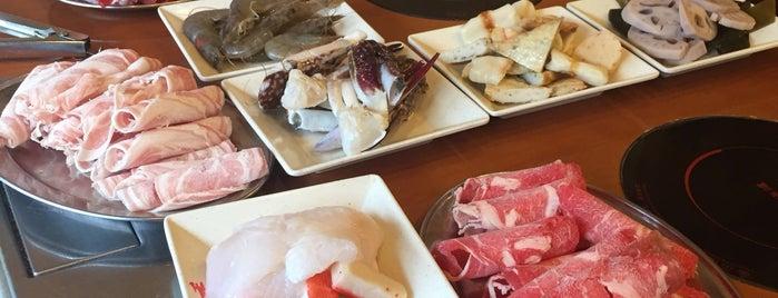 Four Seasons Nagoyaka Restaurant 四季 is one of Food & Drink.