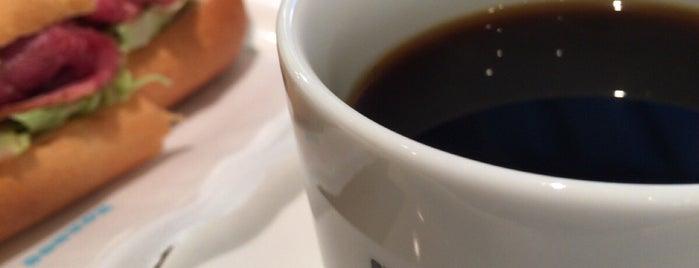 Doutor Coffee Shop is one of Lieux sauvegardés par Hitoshi.