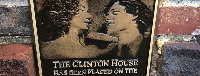 Clinton House Museum is one of Bill Clinton Foursquare Challenge.