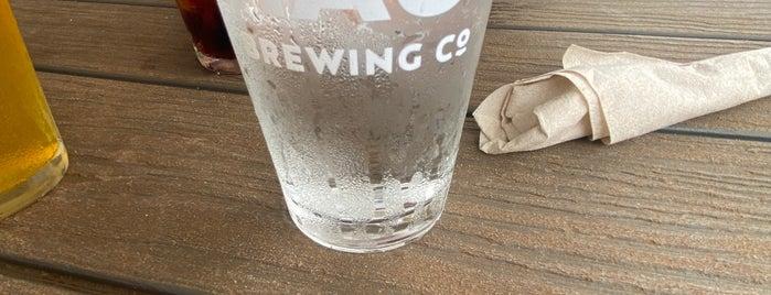 Maui Brewing Company is one of สถานที่ที่บันทึกไว้ของ Rebecca.