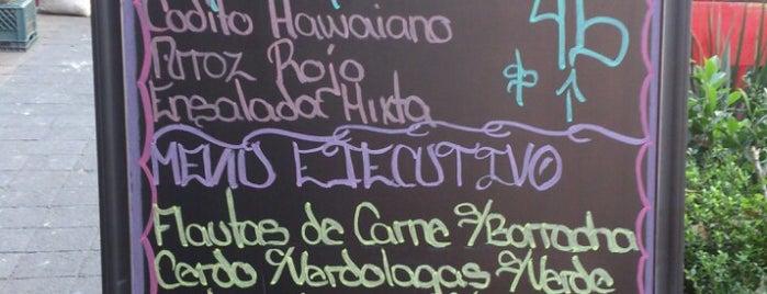 La Terraza is one of Comida!!!!!.