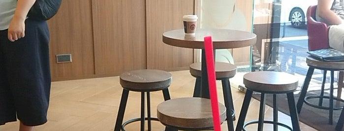 Pacific Coffee is one of Posti che sono piaciuti a Cynth.