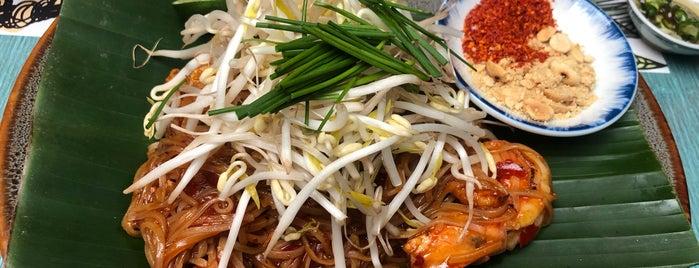Kiin Thai-Viet Eatery is one of DF.