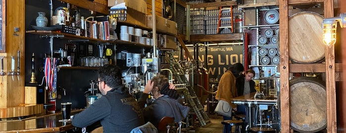 Flying Lion Brewing is one of Breweries I Have Been To.