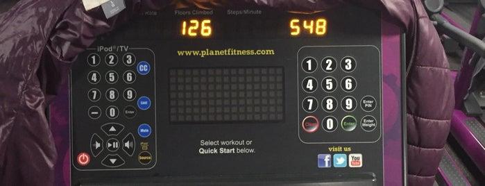 Planet Fitness is one of Posti che sono piaciuti a Ulysses.