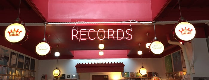 Jackpot Records is one of A long weekend guide to Portland.....