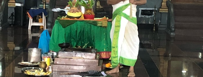 Seychelles Hindu Kovil Sangam is one of Marinaさんの保存済みスポット.