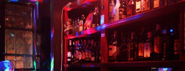 Polyester Bar is one of Bares Cool.