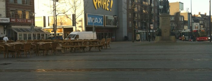 Pathé Tilburg is one of Orte, die Caroline gefallen.