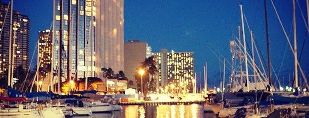 Waikiki Yacht Club is one of Hawaii.