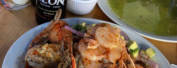 Mariscos Playas D'sinaloa is one of Roma Condesa 2019.