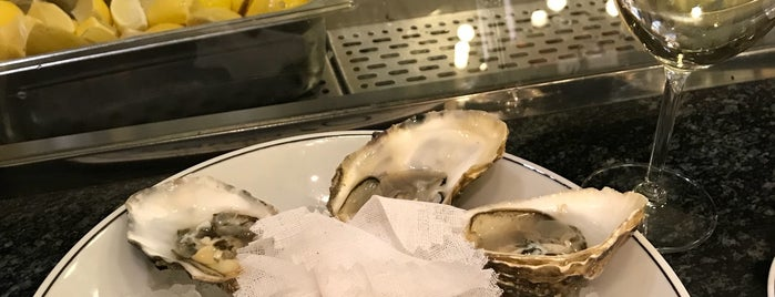 Oyster Bar is one of Lndn:Been there, done that.