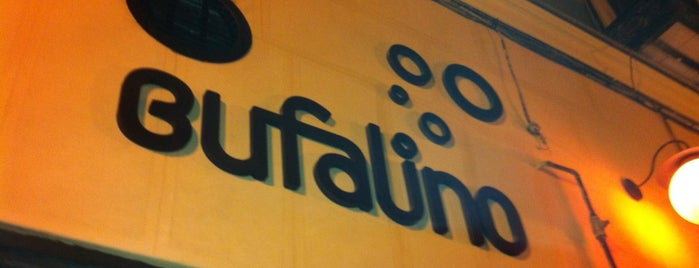 Bufalino is one of Madrid comer.