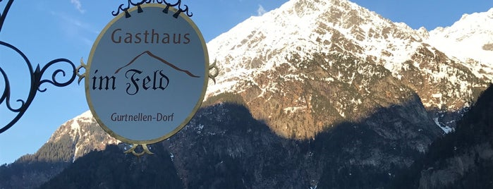 Gasthaus Feld is one of 2018_daprovare.