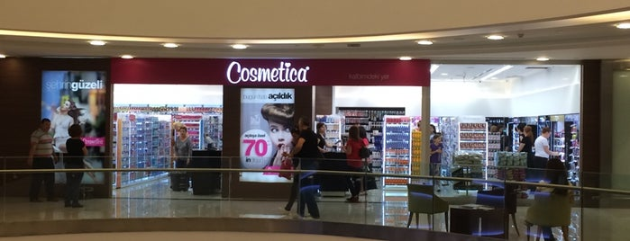 Cosmetica is one of ANTALYA.