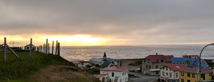 Blönduós is one of İzlanda.