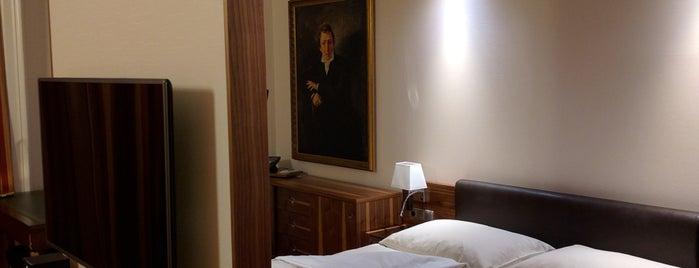 DERAG City Apartments Vienna is one of Orte, die Sofia gefallen.