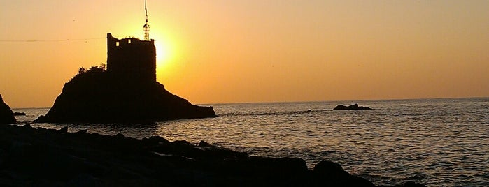 Pazar Kız Kulesi is one of Didem 님이 좋아한 장소.