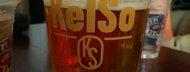 KelSo Beer Company is one of clinton hill.