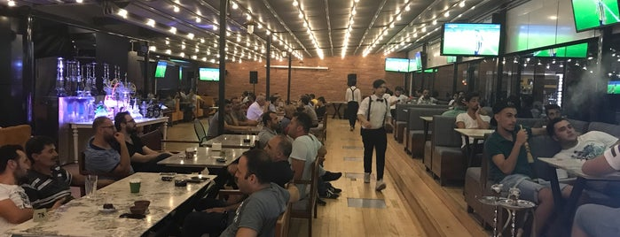 Maccoy Cafe & Restuarant Nargile is one of Görülmesi Gereken Yerler.