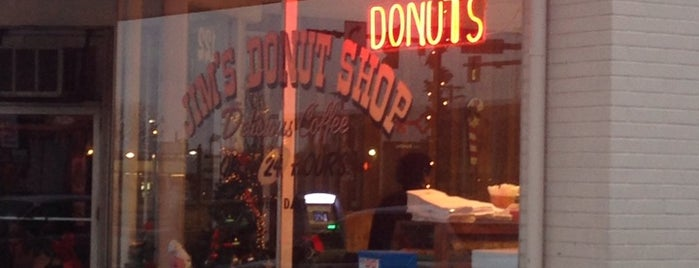 Jim's Donut Shop is one of Dayton Favorites.
