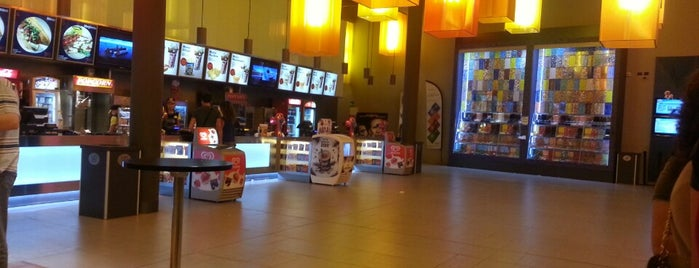 Uci Cinemas is one of Asma's Liked Places.