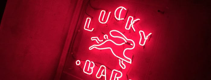 Lucky Bar is one of Lugares guardados de samichlaus.