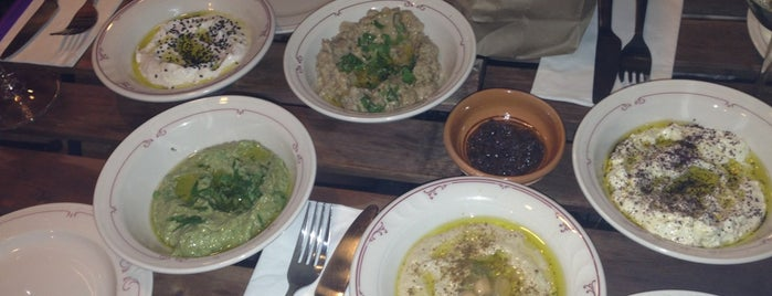 Mezze Place is one of NYC Eats.